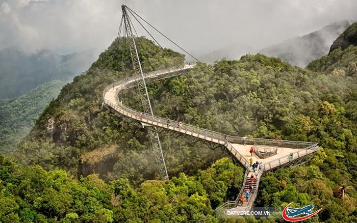 Đường lên núi Bukit Batur